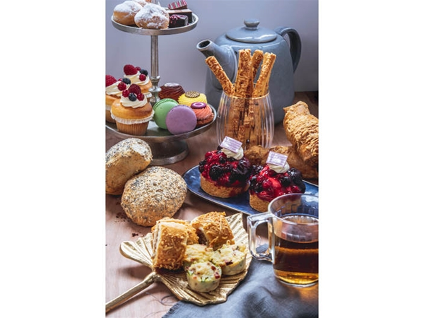 Strik High-Tea (v.a. 2 pers)